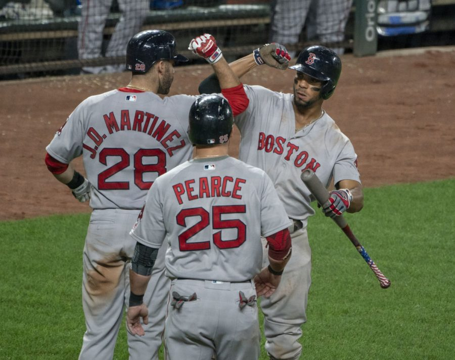 Boston's World Series Championship