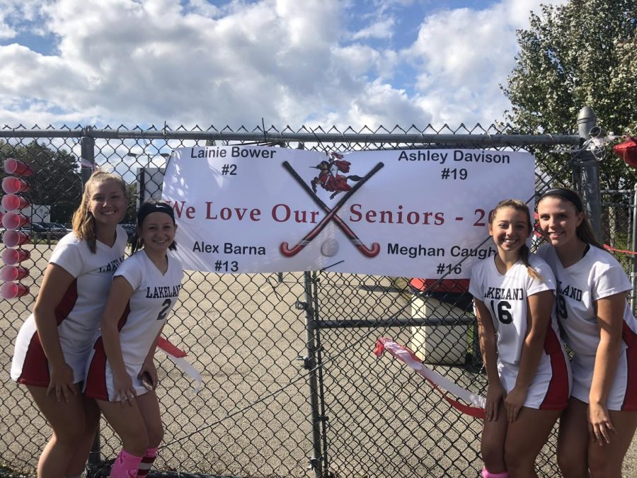 LRHS Field Hockey: County Champions Twice Over