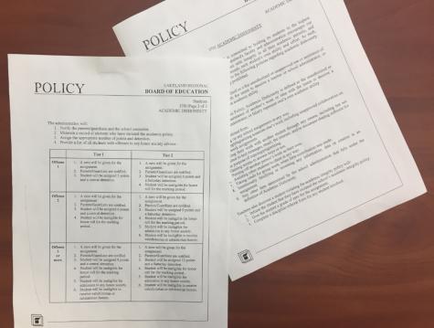 Lakeland Implements Academic Dishonesty Policy