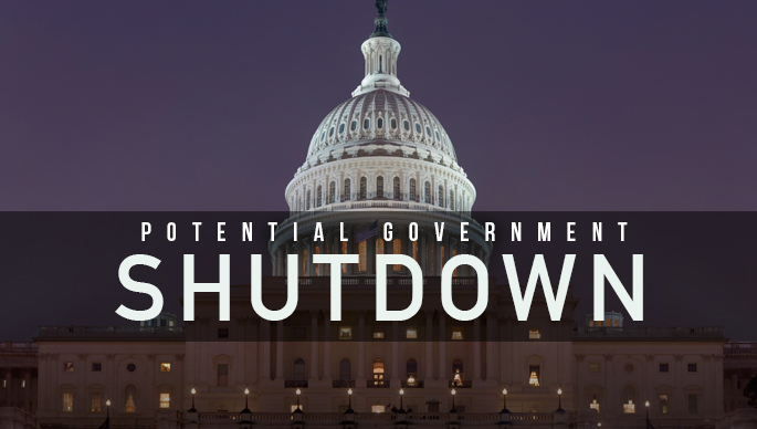 Another giovernemnt shutdown is looming if the Democrat and Republican parties cant come to an agreement on border wall funding.