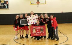 Marks Hits Her Mark: 1000 Points
