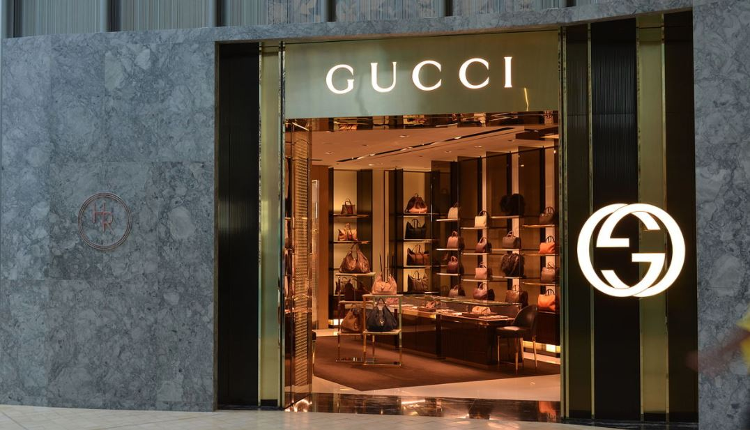 New Jersey boast 3 of the 550 Gucci stores worldwide.