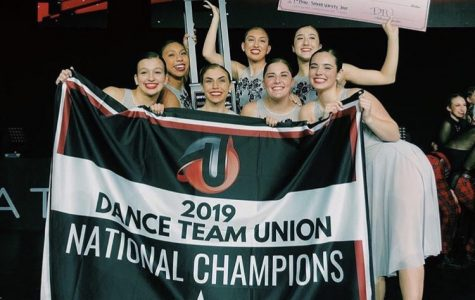 Lakeland Dance Team Goes Undefeated