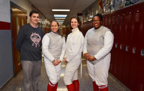 More than a Record: A Fencing Season to Remember
