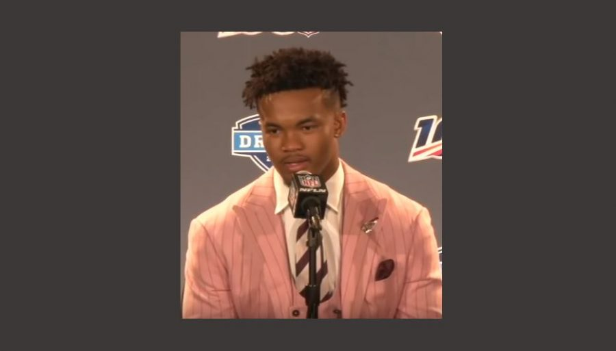 Kyler Murray says being drafted #1 overall was a