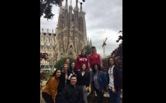 Lakeland Spanish Students Explore Overseas