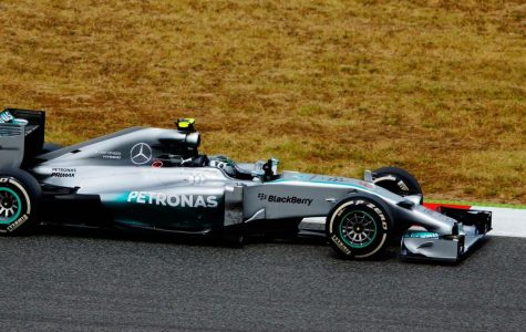 Lights Out: Its Formula 1 Time