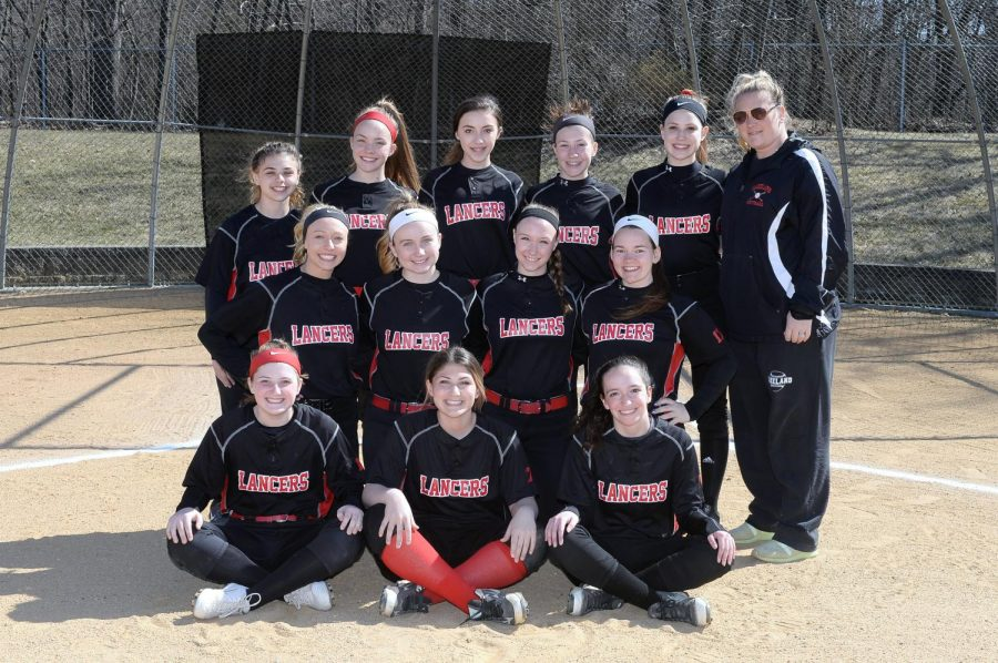 With strong leaders, varsity girls softball took a season of learning and turned it into a season of success.