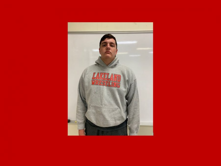 Nick Crespo – Norwich University for Physical Education