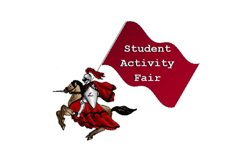 Student Activities Fair for New Students