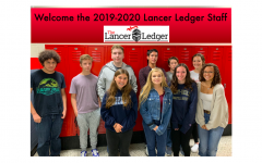 The Lancer Ledger Welcomes New Staff