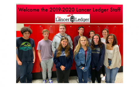 The Lancer Ledger Welcomes New Staff
