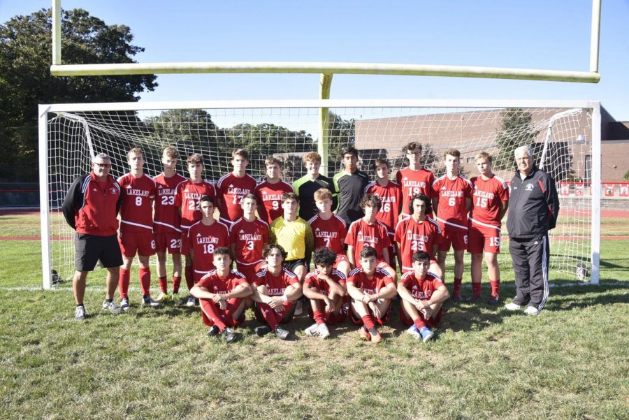 The 2019 boys soccer had one of the best years in Lakeland history.