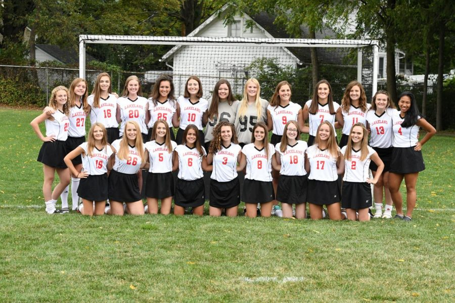 The Lakeland field hockey team had another outstanding season.