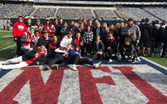 LRHS' Business Students Take On MetLife Stadium