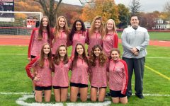 The girls cross country team had a unforgettable season and are looking forward to more success next year.