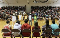Lakeland's Action-Packed Winter Pep Rally