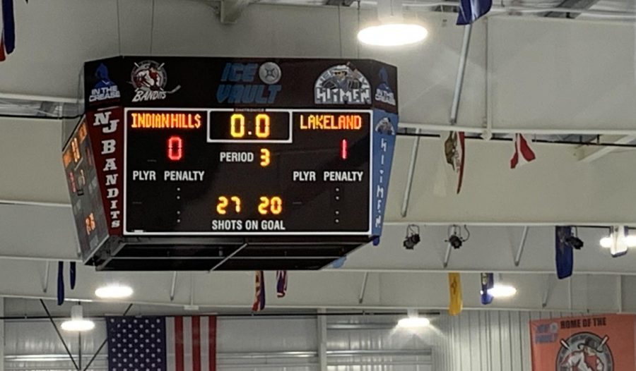 Lakeland Ice Hockey: A Successful Win