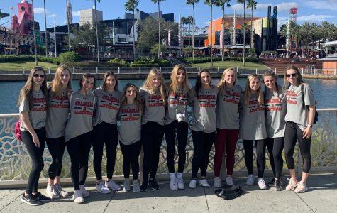 Taking on the Sunshine State: Girls Basketball Tournament