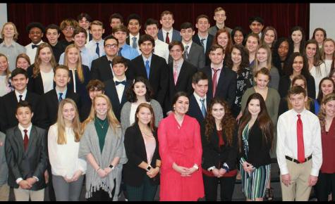 Lakeland DECA's Executive Success at Regionals