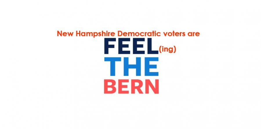 Senator Sanders took New Hampshire by a close margin - will his momentum last?