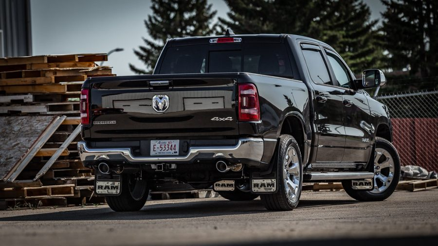 A+2020+Ram+1500+Bighorn%2C+one+of+the+most+expensive+half-ton+trucks+on+sale.