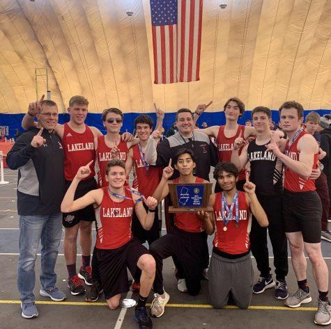 Lakeland Indoor Track: Breaking Records, Winning Awards
