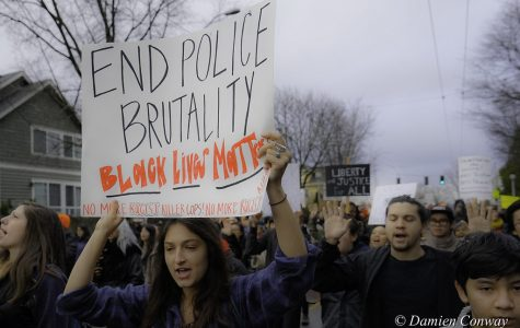 Arbery's murder has sparked outrage within the Black Lives Matter community.
