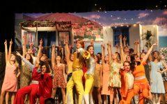 The cast of Mamma Mia, the Trifecta's final show - 2020