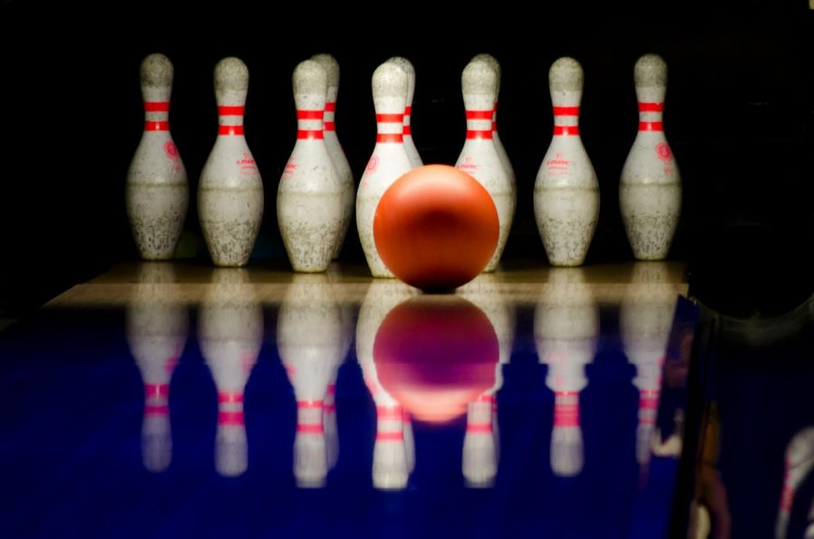 LRHS's young bowling team was led by seniors There were two key players, seniors Jared Conte and Joe Bruno.