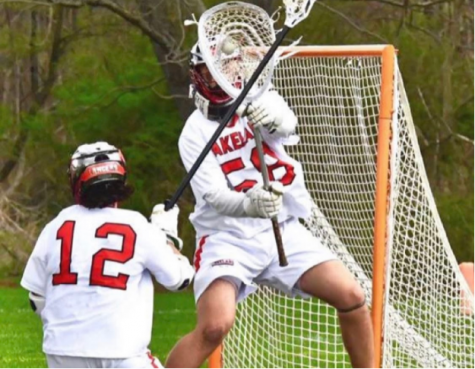 The Lancer boys lacrosse team had a season full of ups and downs.