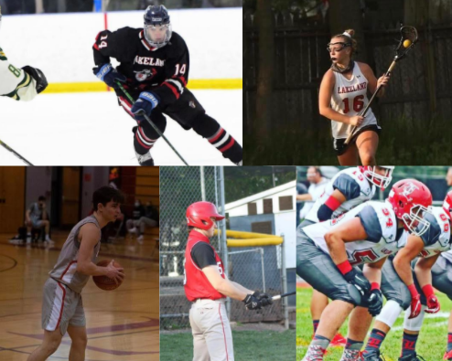 Class of 2021 Student Athlete Profiles