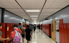 The LRHS community is happy to see the halls filled with students once again.